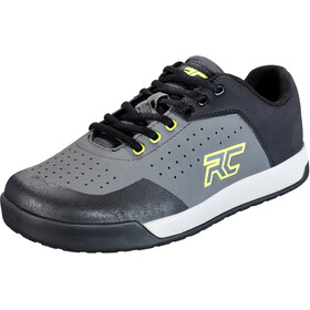 Ride Concepts Hellion Shoes Men charcoal/lime